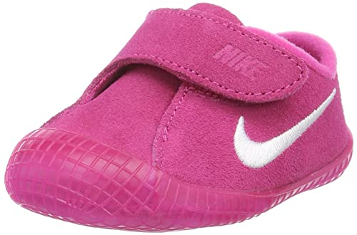31a38ff87e9c NIKE BABY GIRL WAFFLE 1 CRIB SHOES (CBV) (2 (M US INFANT )