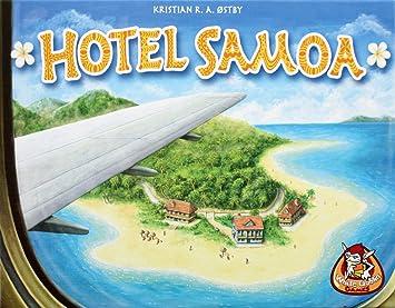 Z Man Games Hotel Samoa: Amazon.es: Juguetes y juegos