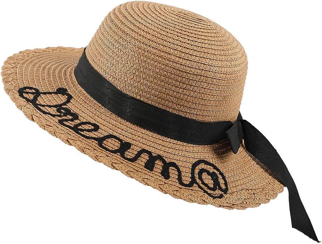 Children Women's Straw Cap...
