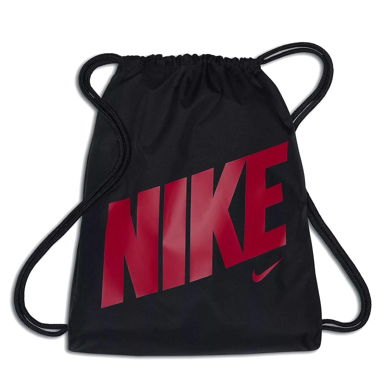 drawihi 1pieza mochila bolsa de lona bolsa de la compra espacio desgaste negro