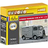Heller - 50768 - Citroën Fourgon Hy - Echelle 1/24