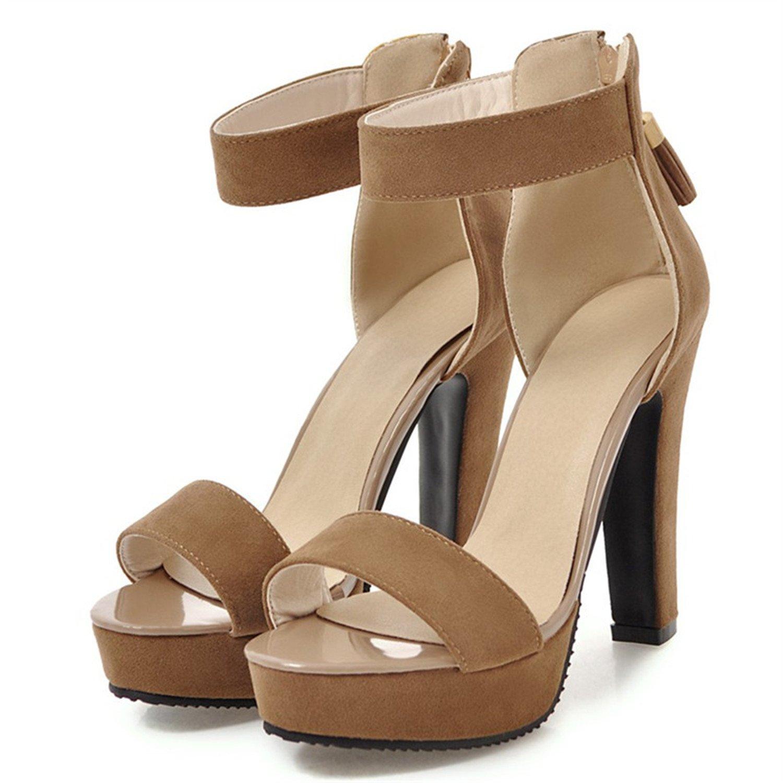 best sneakers 2f5a0 ca96c Big Size 34-46 Women Fashion High Heels Sandals Summer Wedding Wedding  Wedding Shoes Solid