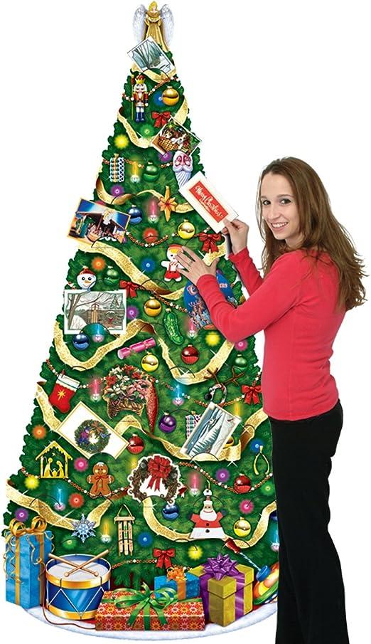 Beistle 1-Pack articulado. Árbol de Navidad, 1,8 m: Amazon.es: Hogar