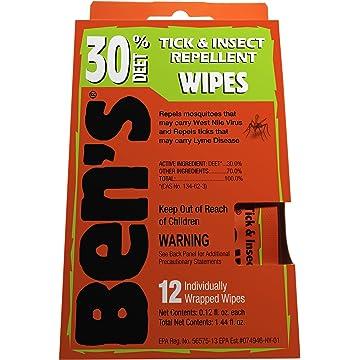reliable Ben's 30% DEET Mosquito