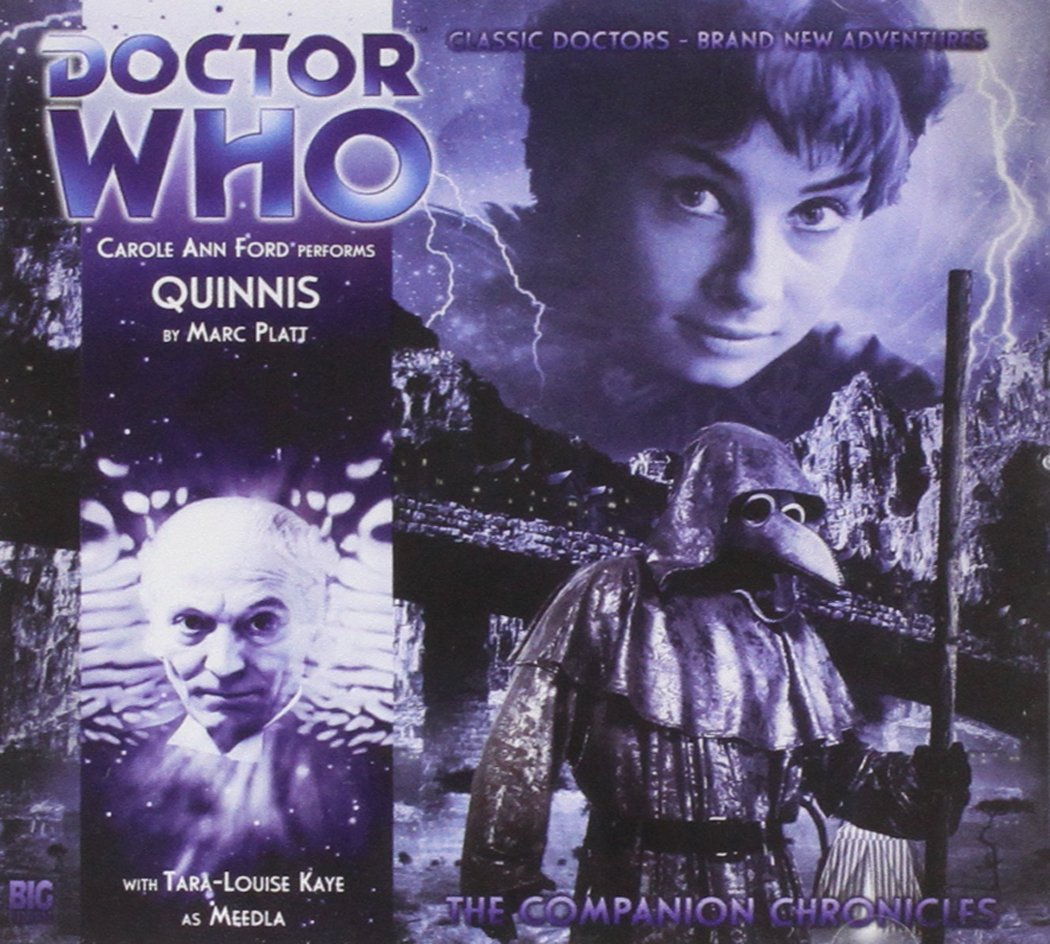 Read Online Quinnis (Doctor Who: The Companion Chronicles, 5.06) PDF