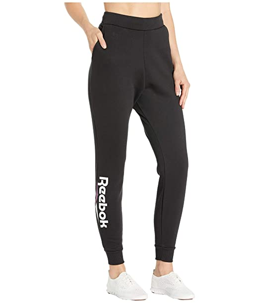 Amazon.com: Reebok Womens Classics Vector Jogger Pants ...