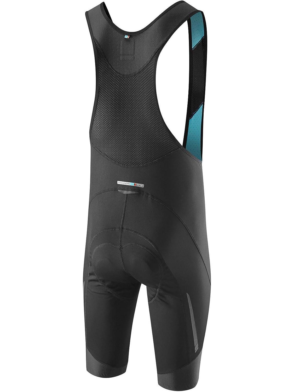 Madison Cuissard cyclisme /à bretelles 2015 Roadrace Optimus Noir-Bleu Curaco