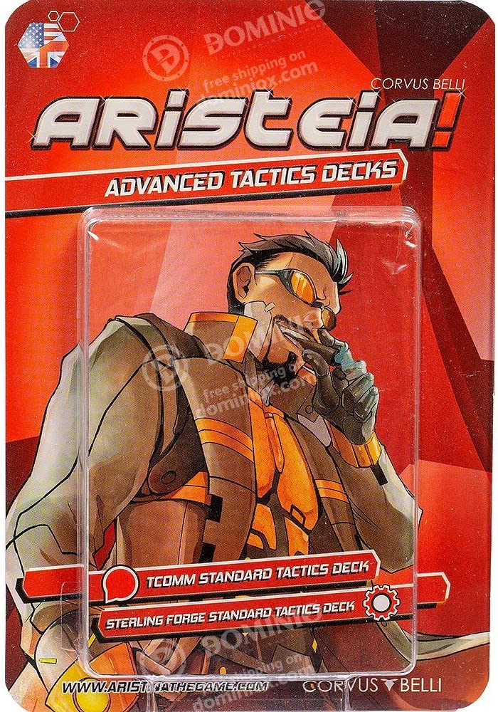 Aristeia! Advanced Tactics Decks 1: Amazon.es: Juguetes y juegos