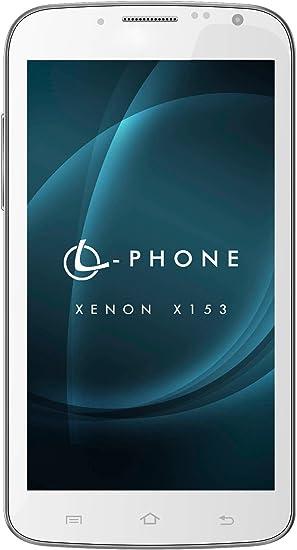 Leotec L-Phone Xenon X153 - Smartphone libre (pantalla táctil de 5 ...