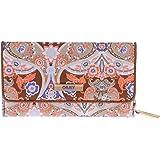 Summer Mosaic - L Wallet - Fig