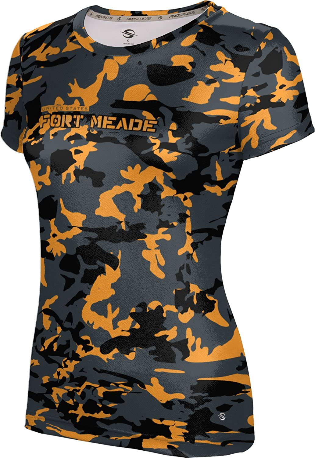 ProSphere Women's Fort Meade Military Camo Tech Tee