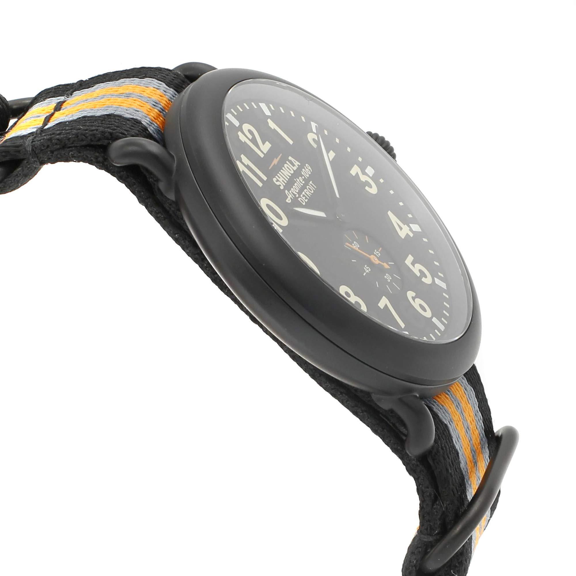 Shinola The Runwell Quartz Male Watch 10000142 (Certified Pre-Owned) by Shinola (Image #4)