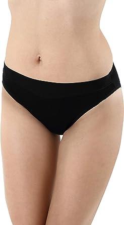 Schiesser Damen Slip schwarz Baumwolle Gr 40 NEU mit Etikett