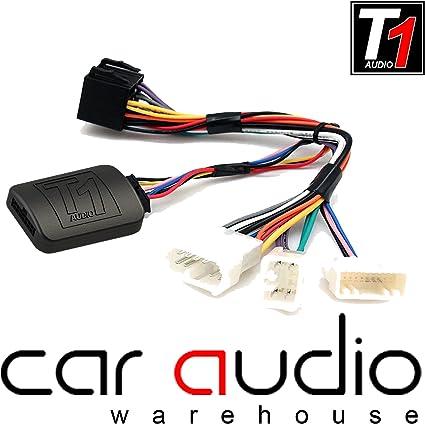 Adaptador de interfaz de control para mando de volante de coche T1 ...