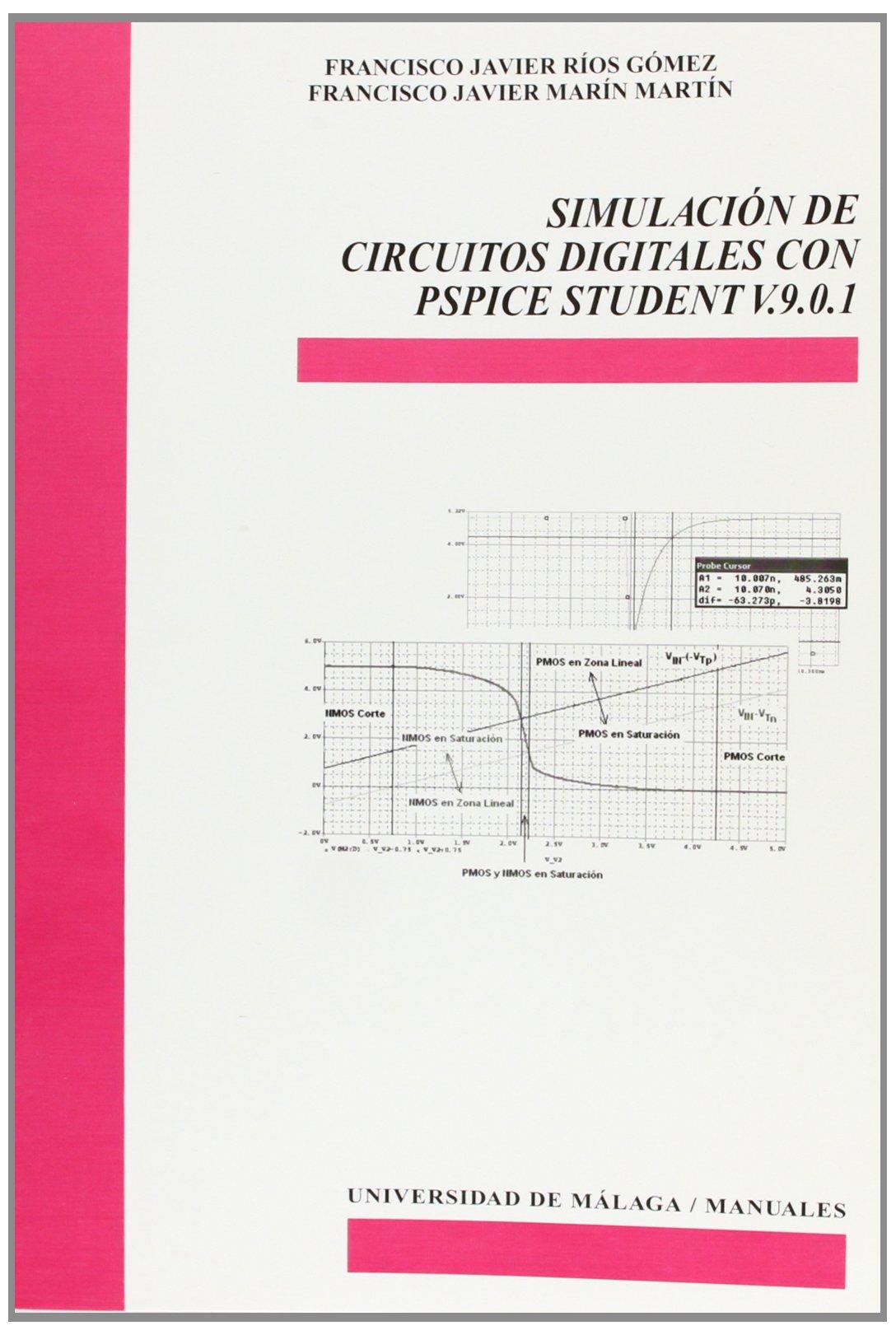 Circuito Lineal : Simulacion de circuitos digitales con pspice student v
