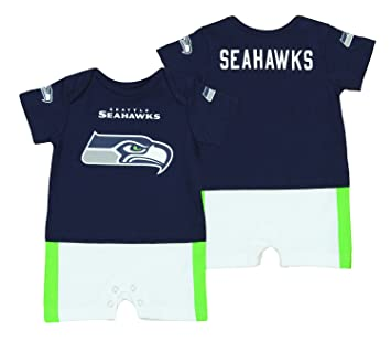 2a963b0e1 NFL Baby Boys Newborn Infant Fan Jersey Romper - Team Options ...