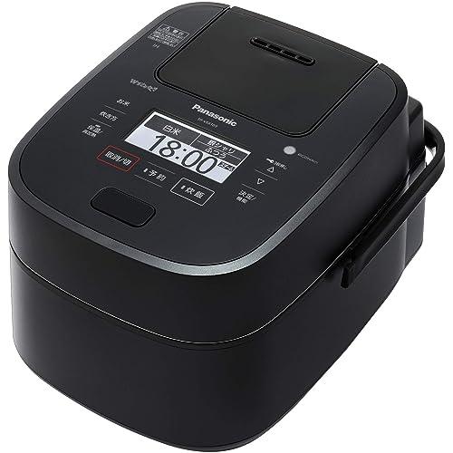 パナソニック スチーム&可変圧力IHジャー炊飯器 SR-VSX109