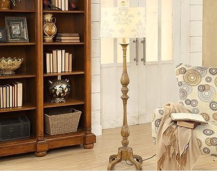 Moderne Fußboden Wohnzimmer ~ Amerikanische art fußboden lampen retro europäisches wohnzimmer