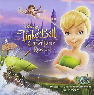 Tinker Bell And The Great Fairy Rescue Original Soundtrack