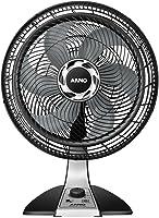 Ventilador Arno Silence Force VF40 - Preto/Prata