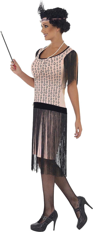 Smiffys Smiffys- Disfraz de Chica Coco a la Moda de los años 20 ...