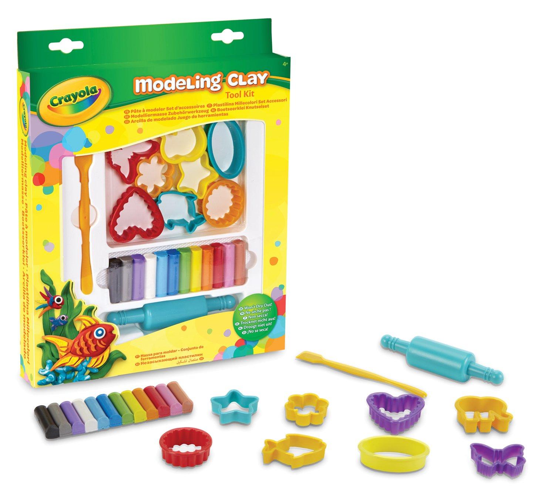 Crayola Kit de Modelado: Amazon.es: Juguetes y juegos