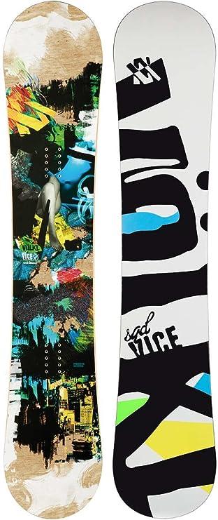 Völkl Vice sqad snowboard 156 2013: Amazon.es: Deportes y aire libre