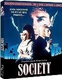 Society - Edición Coleccionista (BD + DVD + Libro) [Blu-ray]