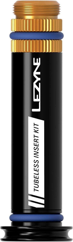 Handlebar End Cap Multi-Tool Includes 5 Repair Strips and Tire Repair Tool LEZYNE Tubeless Insert Tire Repair Kit for Bikes Compact Bicycle Handlebar Bar End Plugs