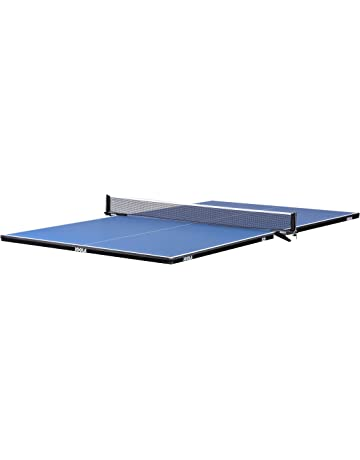 34224f089 JOOLA Conversion Table Tennis Top with Foam Backing and Net Set