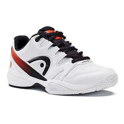 HEAD Sprint 2.0 Junior Tennis Shoes White/Black (2.5)