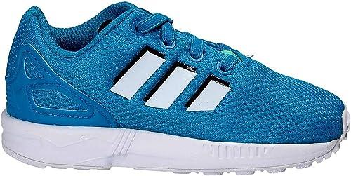 scarpe bimbo adidas zx flux blu