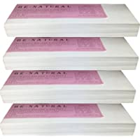 Makeup Mania Be Natural Waxing Strips - 280 Pieces (White)