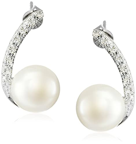 diamonds amazon long ultrasparkling simulated ca with beauty jewelry earrings supper waterfall dp pearl cishop