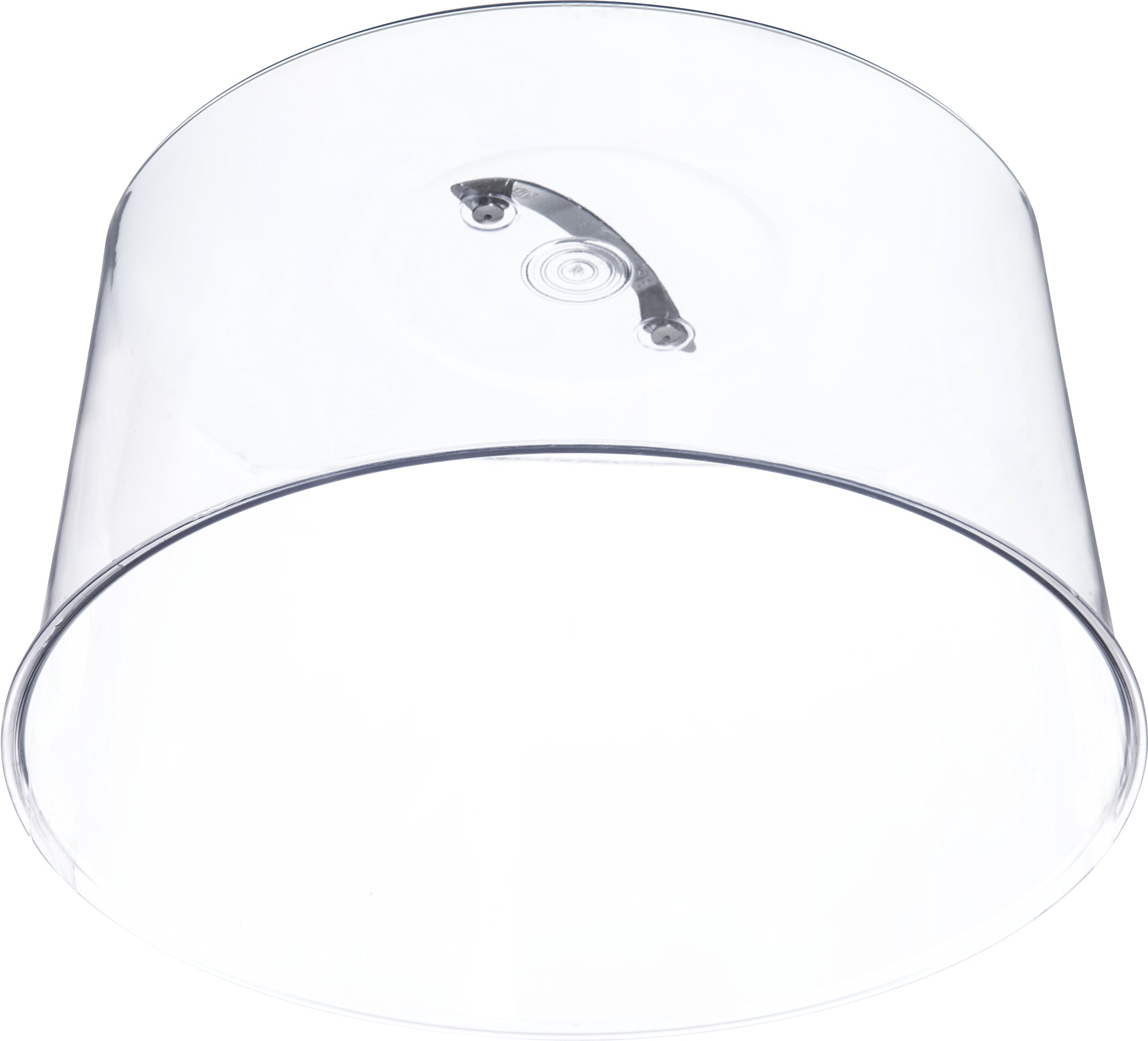 Carlisle 251207 Shatterproof 12'' Cake Cover / Dome, 6'' High (Pack of 6) by Carlisle (Image #3)