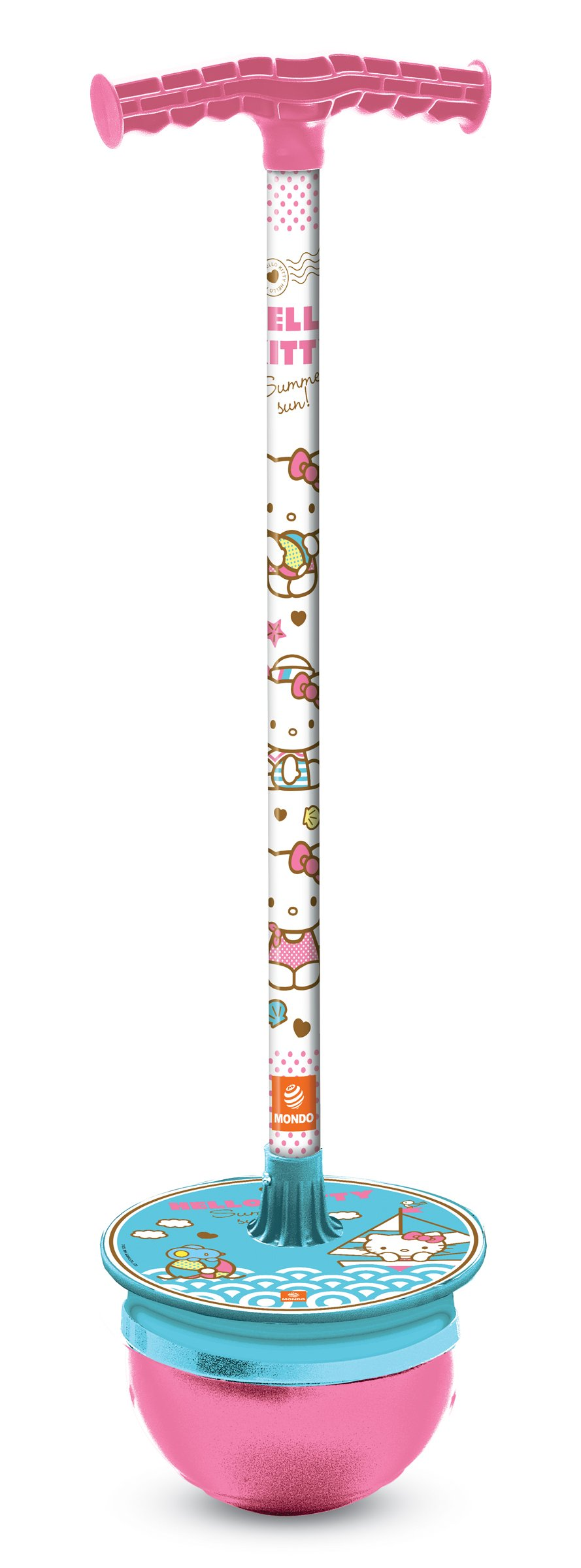 Mondo Hello Kitty T-Ball Pogo stick