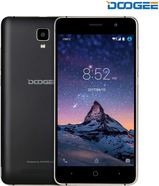 DOOGEE X10S Móviles Smartphones Libres Android 8.1, 5.0 Pulgadas ...