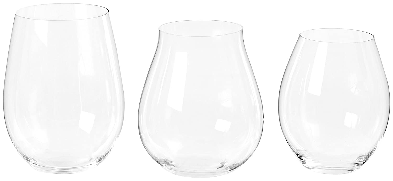 Riedel Big O Wine Tumbler Cabernet//Merlot Set of 2 0414//00