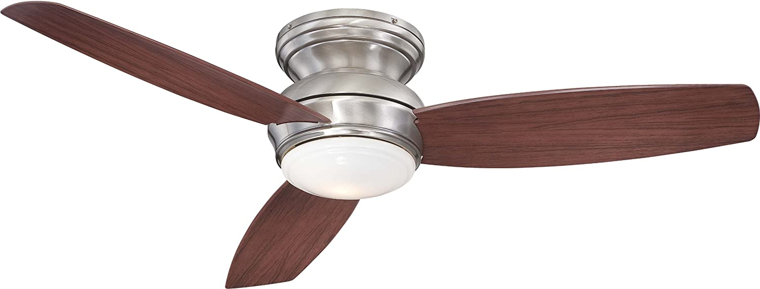 minka aire f594wh traditional concept 52 inch ceiling fan white ceiling fans with lights amazoncom - Minka Ceiling Fans