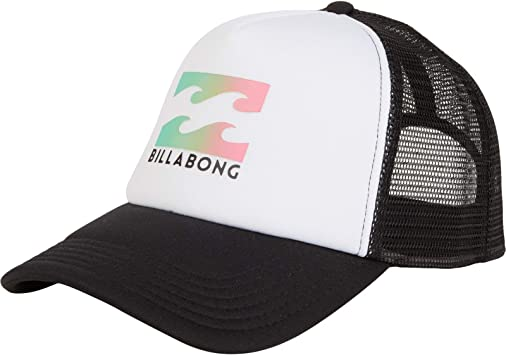 BILLABONG Podium Trucker Caps, Hombre, White, U: Amazon.es ...