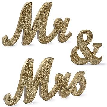 H 15cm Mr Mrs Holz Buchstaben Hochzeitsdeko Tisch Mr Und Mrs Mr