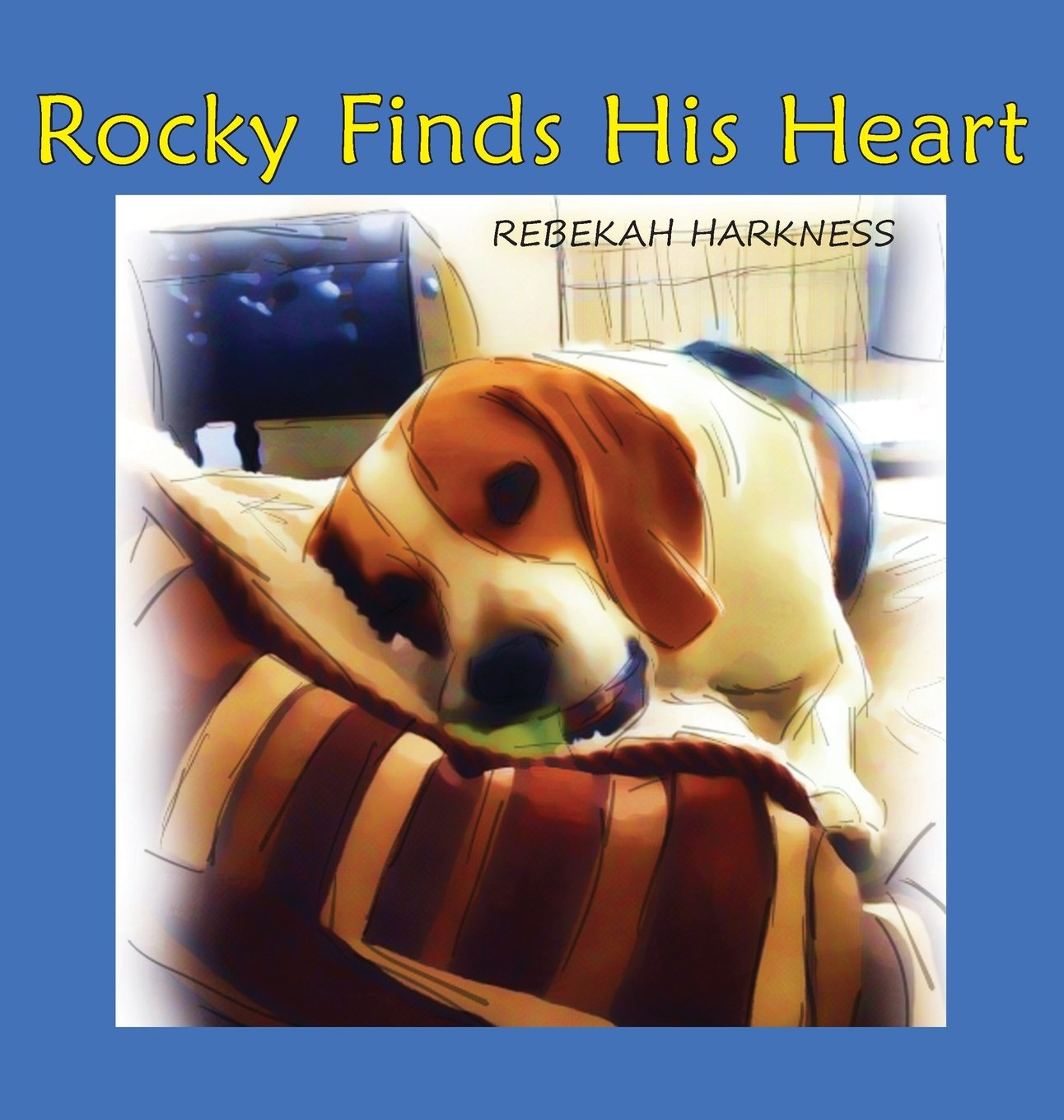 Read Online Rocky Finds His Heart PDF