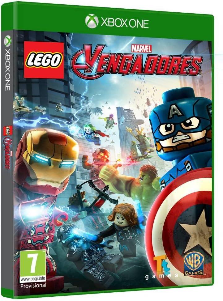 LEGO Vengadores - Edición Estándar - Xbox One: Amazon.es: Videojuegos