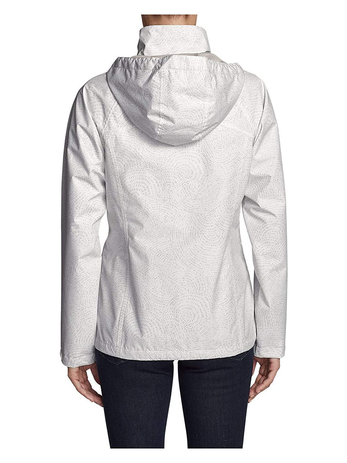 2c65ac7e83be9 Amazon.com  Eddie Bauer Women s Rainfoil Packable Jacket  Clothing