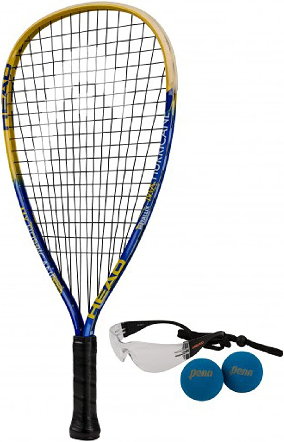 Starter to Advanced Options HEAD Racketball Rackets