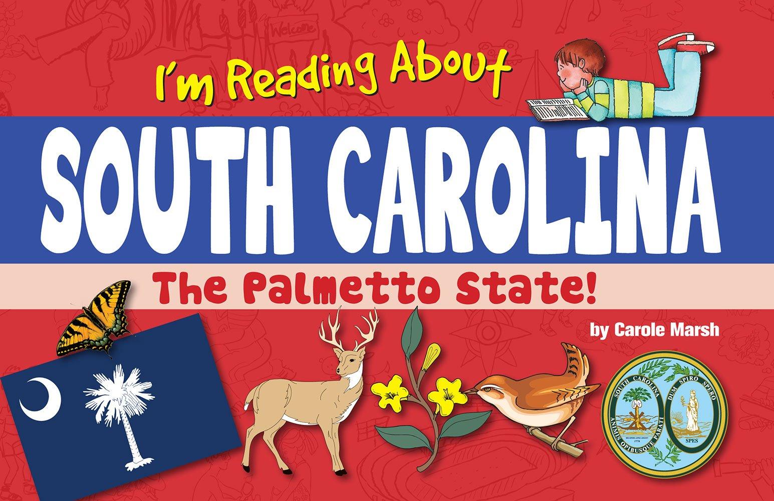 I'm Reading About South Carolina (South Carolina Experience) pdf epub