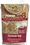 Power of 3 Nutrition Power Blend Omega-3 Seeds COCONUT GOJI