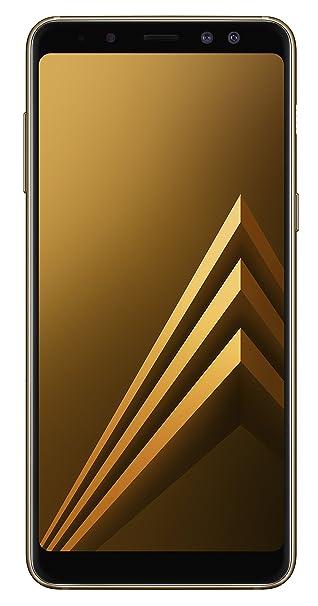Samsung Galaxy A8 2018 Duos Smartphone 32 Gb Gold Amazon De