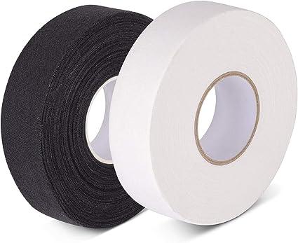 Schlägertape Hockey 24mm Tape für Eishockey schwarz