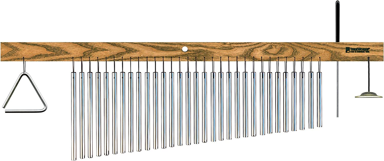 Schlagwerk TreeWorks Studio Chimes TRE44 StudioTree einreihig 44 Klangstäbe Bag